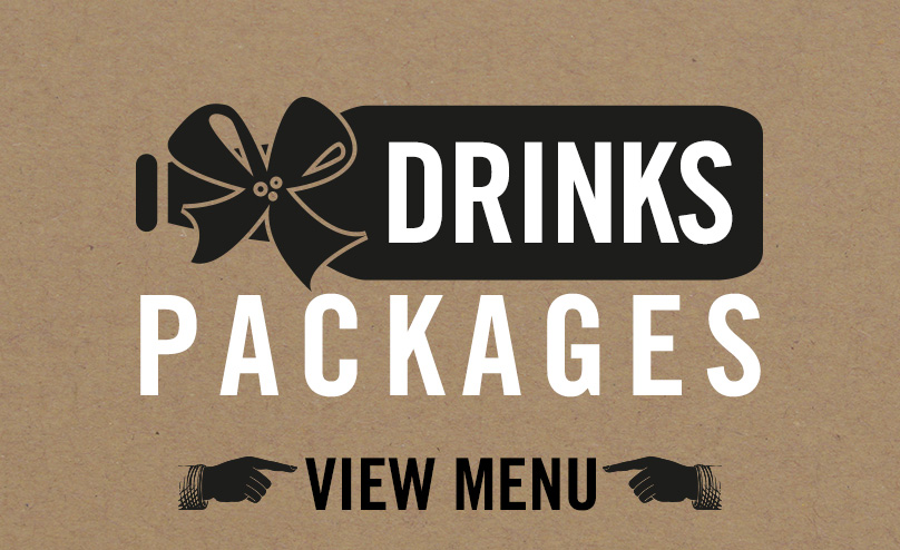 Drinks packages available at The Palace