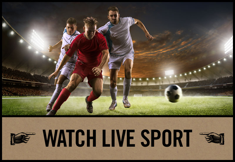Live Sport at The Palace